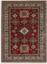 Gooch Oriental Kazac Supreme Rug, Red, L205 x W154