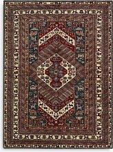 Gooch Oriental Kazak Supreme Rug, Dark Blue, L234