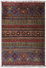 Gooch Oriental Khurjeen Rug, Multi, L149 x W104 cm