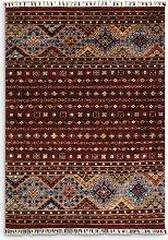 Gooch Oriental Khurjeen Rug, Red, L143 x W102 cm