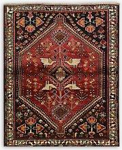 Gooch Oriental Shiraz Rug, Red, L141 x W116 cm
