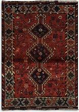 Gooch Oriental Shiraz Rug, Red, L158 x W103 cm
