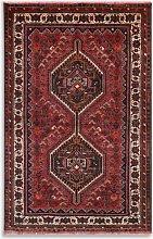 Gooch Oriental Shiraz Rug, Red, L167 x W110 cm
