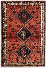 Gooch Oriental Shiraz Rug, Red, L172 x W119 cm