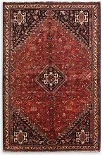 Gooch Oriental Shiraz Rug, Red, L256 x W173 cm