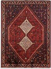 Gooch Oriental Shiraz Rug, Red, L258 x W195 cm