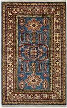 Gooch Oriental Supreme Kazak Rug, Blue, L164 x