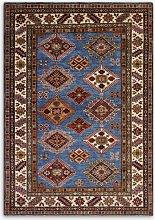 Gooch Oriental Supreme Kazak Rug, Blue, L187 x