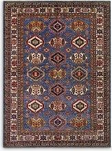 Gooch Oriental Supreme Kazak Rug, Blue, L200 x