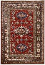 Gooch Oriental Supreme Kazak Rug, Red, L142 x W102