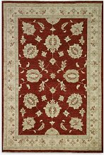 Gooch Oriental Ziegler Rug, Red, L183 x W123 cm