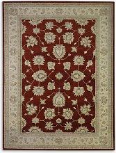 Gooch Oriental Ziegler Rug, Red, L365 x W272 cm
