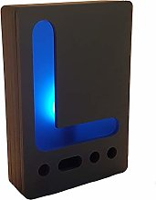 Good and Original Limited Blue Brev Letter Light -