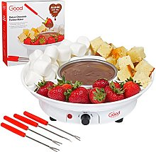 Good Cooking Chocolate Fondue Maker- Deluxe