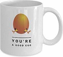 Good Egg Coffee Mug, Good Egg, You're A Good