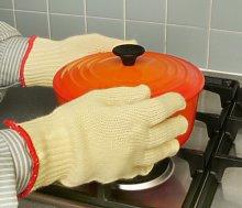 Good Ideas Anti Burn Kevlar Oven Gloves (549) -