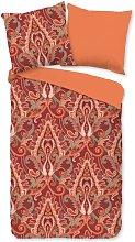 Good Morning Duvet Cover PAULA 155x220 cm Red - Red