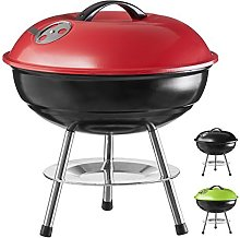 GOODS+GADGETS Micro BBQ kettle grill compact