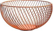 Goodtimera Wire Bowl Fruit Storage Basket Kitchen