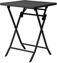 Goodvk Portable Camping Table Foldable Small