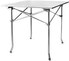 Goodvk Portable Camping Table Outdoor Table