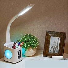 Goose Neck Led Desk Lamp, Colorful Night Lights