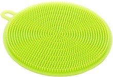 GOOTRADES Silicone Dishwashing Scrubber Sponge