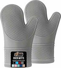Gorilla Grip Premium Silicone Non Slip Oven Mitt