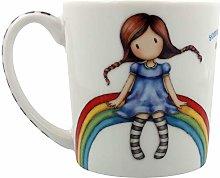 Small. April Showers Mug Gorjuss Cup