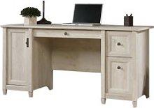 Gosford Computer Desk, Chalked Chestnut, Free