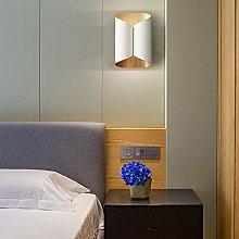 Gossttui Wall lamp Creative Living Room White