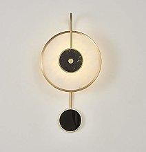 Gossttui Wall lamp Postmodern Creative Marble