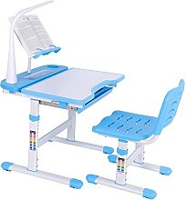GOTOTOP Chlildren's Kids Study Desk Chair Set,