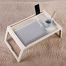 GOTOTOP Folding Bed Breakfast Tray, Chair Tray,