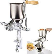 GOTOTOP Hand Cereal Grinder, Table Blender,