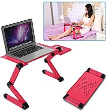 GOTOTOP Portable Folding Adjustable Bed Computer