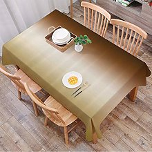 GOUGU Tablecloth Rectangle Table Cloth Cotton
