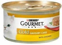 Gourmet Gold Savoury Cake - 85g - 241871