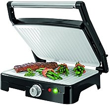 GOURMETmaxx 07014 Indoor Grill and Panini Maker |