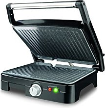 GOURMETmaxx 07051 Indoor Grill and Panini Maker |