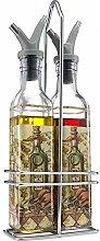 Gourmia GVD9990 Oil and Vinegar Dispenser Set - 2