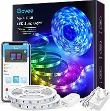 Govee Alexa LED Strip Lights 10M, Smart Phone App