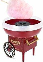 GOXJNG Plastic Candy Floss Maker Cotton Candy