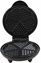 GOYOO Heart Shaped Waffle Maker Easy to Clean