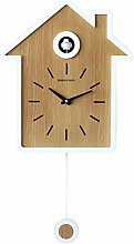 GPFDM Musical Multi-Colored Quartz Cuckoo Clock