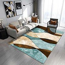 Gpink European Abstract Pastoral Series Carpet