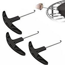 GPMBHNV T- Hook Adjustment Trampoline Spring Pull