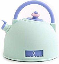 GPWDSN Creative Teapot Mechanical Timer, Kitchen
