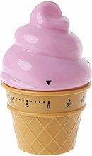 GPWDSN Mechanical Kitchen Timer for Ice Cream Up