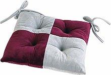 GPWDSN Square Seat Cushions Seat Pad Set Of 2